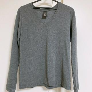 DOUBLE STANDARD CLOTHING - sov. ダブルスタンダードクロージング ニット Vネック カットソー