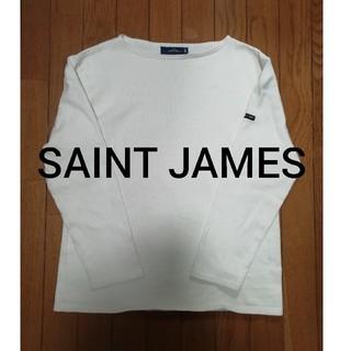 SAINT JAMES - SAINT JAMES カットソー キナリ オフホワイト