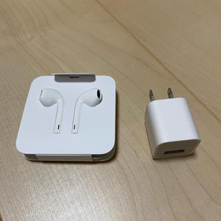 iPhone - iPhone8プラス イヤホン アダプター