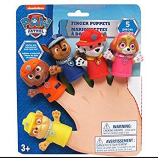 Disney - パウパトロール パウパトロール 指人形 バストイ お風呂 おもちゃ