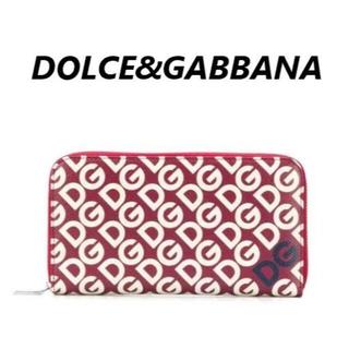 DOLCE&GABBANA - ☆46%OFF☆ ドルチェ&ガッバーナ 長財布 日本未入荷 DGロゴ