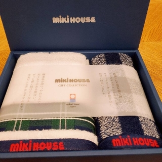 MIKI HOUSEタオルセット