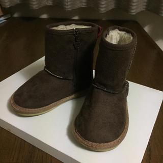 ファミリア(familiar)のお値下げ  ファミリア  ブーツ  14㎝(ブーツ)