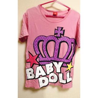 ベビードール(BABYDOLL)のBABY DOLL Tシャツ(Tシャツ(半袖/袖なし))