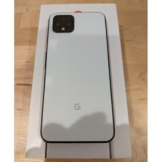 ANDROID - Google Pixel 4 White  SIMフリー