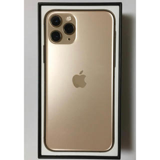Apple - iPhone11Pro256GB ゴールド