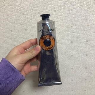 ロクシタン(L'OCCITANE)のmoon's shop様専用 ロクシタン フットクリーム 150ml(フットケア)