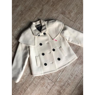 BURBERRY - BURBERRY kids ケープPコート 120cm
