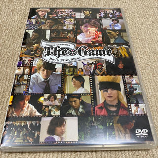 the game boy's film show 2010 dvd アミューズ