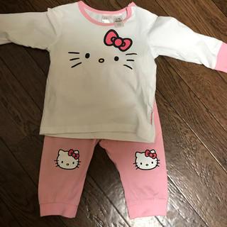 サンリオ(サンリオ)のパジャマ☆部屋着☆キティちゃん(パジャマ)