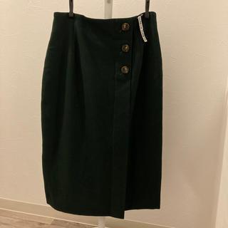 グリーンレーベルリラクシング(green label relaxing)のタイトスカート 38(ひざ丈スカート)