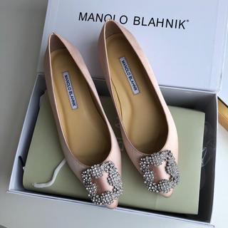 MANOLO BLAHNIK - マノロブラニク ハイヒール 女性 通勤 ヒール⒈5cm /36 cm