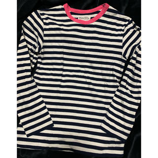 agnes b. - アニエスベー agnes b.  アダムエロペ  ボーダーTシャツ T1 長袖