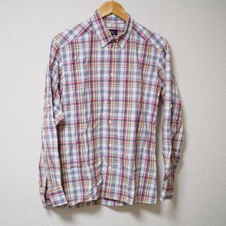 アーペーセー(A.P.C)のAPC アーペーセー チェックシャツ(シャツ)