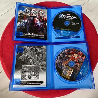 プレイステーション4(PlayStation4)のPS4 アベンジャーズ ワンピース無双4(家庭用ゲームソフト)