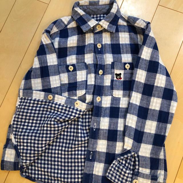 DOUBLE.B(ダブルビー)のダブルB 130 キッズ/ベビー/マタニティのキッズ服男の子用(90cm~)(Tシャツ/カットソー)の商品写真