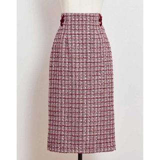 Noela - ノエラ ツイードタイトスカート