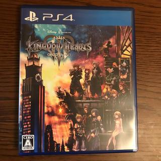 スクウェアエニックス(SQUARE ENIX)のキングダムハーツ3 PS4(家庭用ゲームソフト)