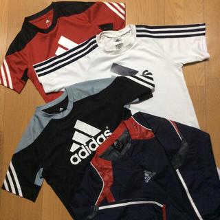 adidas - adidasTシャツ(半袖)、長袖オーバーシャツ