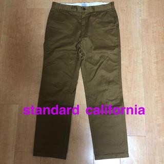 STANDARD CALIFORNIA - スタンダードカリフォルニア チノパン W32