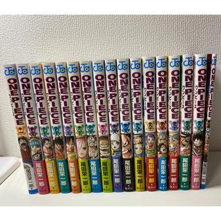 集英社 - ワンピース 漫画 1巻、74〜76巻、84〜95巻おまけ付き