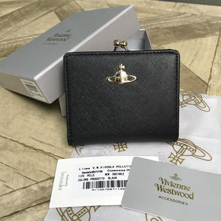 Vivienne Westwood - ヴィヴィアンウエストウッド 財布 レディース 二つ折り財布 無地