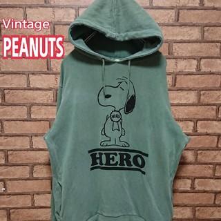 PEANUTS - Vintage PEANUTS ヴィンテージ ピーナッツ メンズ パーカー