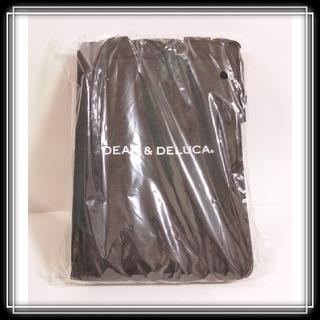 ディーンアンドデルーカ(DEAN & DELUCA)の新品 DEAN&DELUCA クーラーバッグ S 黒 ディーン&デルーカ エコ (エコバッグ)