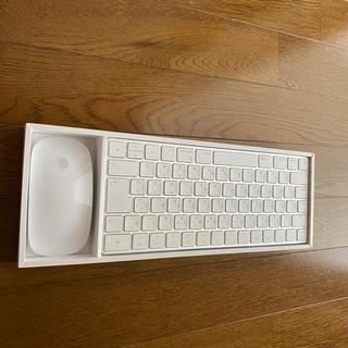 Apple - Apple Magic keyboard apple Magic mouse2