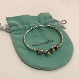 ティファニー(Tiffany & Co.)のティファニー コンビ バングル AB20(ブレスレット/バングル)