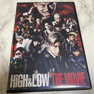 エグザイル トライブ(EXILE TRIBE)のHiGH&LOW THE MOVIE(日本映画)