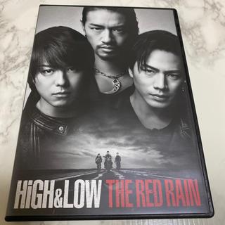 エグザイル トライブ(EXILE TRIBE)のHiGH&LOW THE RED RAIN DVD(日本映画)