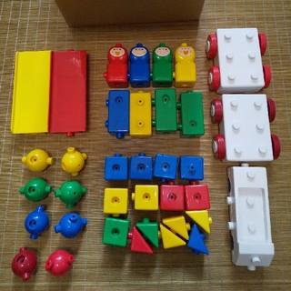 しまじろう いろっち ブロック(知育玩具)