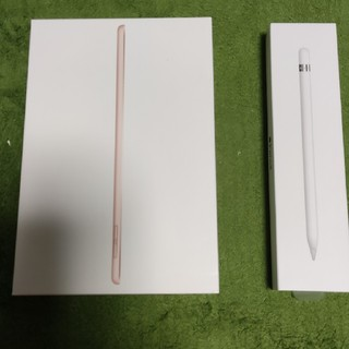ipad mini 5 256GB gold wifi + pencil