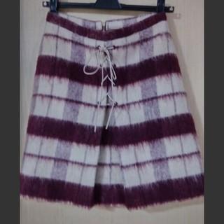 メリージェニー(merry jenny)のmerry  jenny  台形スカート(ひざ丈スカート)