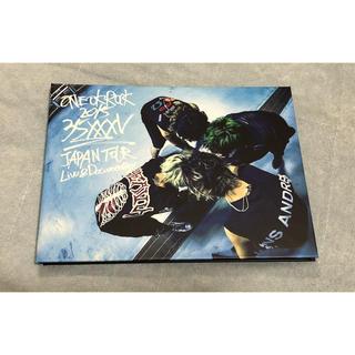 ONE OK ROCK - ONE OK ROCK 2015 35xxxv ライブ Blu-ray DVD