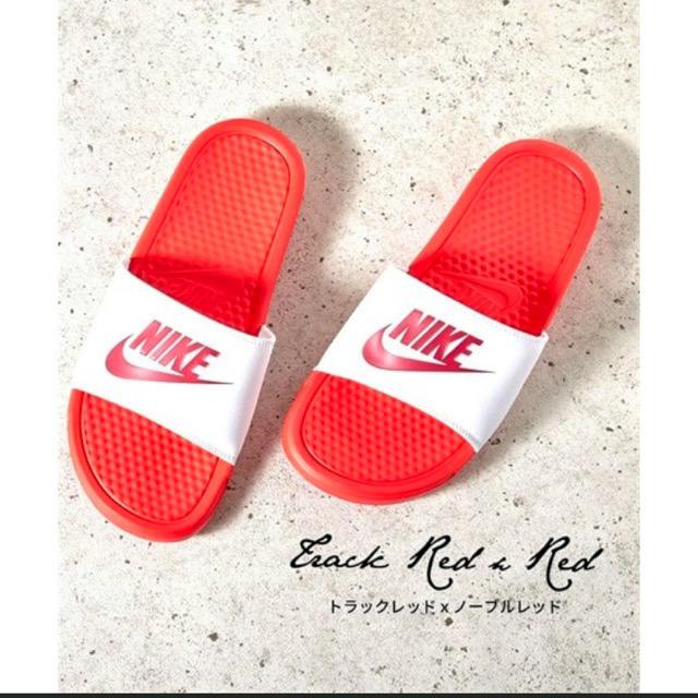 NIKE(ナイキ)のナイキ NIKEサンダル 大人気 希少カラー‼️22センチ‼️ レディースの靴/シューズ(サンダル)の商品写真