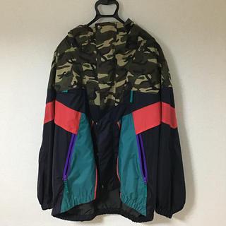 kolor - kolor BEACON ドッキングブルゾン