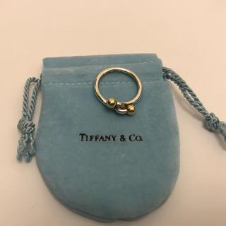 ティファニー(Tiffany & Co.)のティファニー コンビ リング 指輪 AB22(リング(指輪))