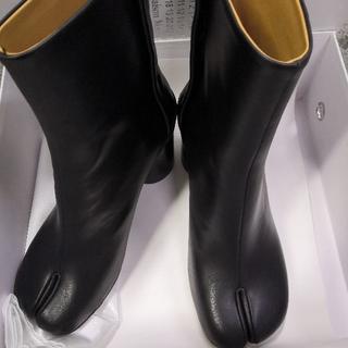 Maison Martin Margiela - メゾン マルタン マルジェラ ブーツ ブラック 足袋 39