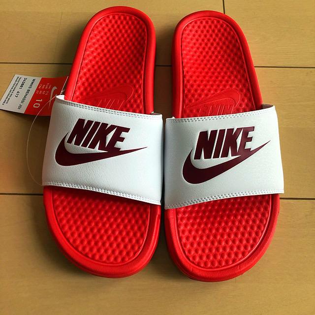 NIKE(ナイキ)のナイキベナッシウィメンズ23センチ‼️ レディースの靴/シューズ(サンダル)の商品写真