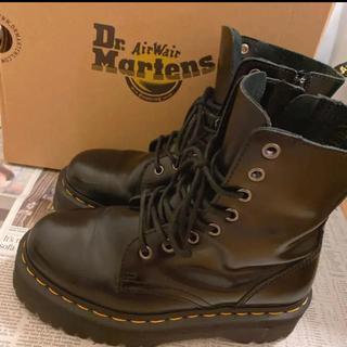 Dr.Martens - ドクターマーチン 8ホール ブーツ ジェイドン