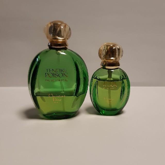 Christian Dior(クリスチャンディオール)の【希少】Dior♡TENDER POISON  100㎖ボトル コスメ/美容の香水(香水(女性用))の商品写真