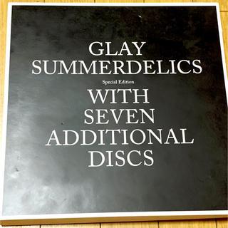 【美品】GLAY SUMMERDELICS Special Edition(ミュージシャン)