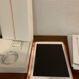 アイパッド(iPad)のiPad Wi-fiモデル 32GB  +Apple  pencilセット(タブレット)