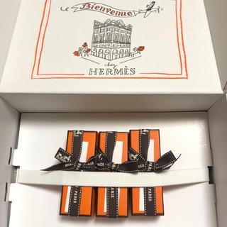 Hermes - HERMES エルメス ルージュ 限定色3点セットギフト可能 口紅 リップ