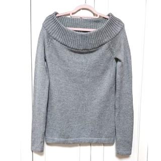 UNTITLED - 【訳あり 半額以下】アンタイトル ニット UNTITLED セーター トップス