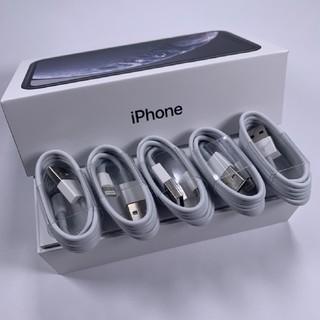 【送料込み】充電ケーブル iPhone ライトニングケーブル5本 純正品同等