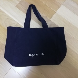 agnes b. - アニエスベー トートバッグ ブラック