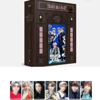 防弾少年団(BTS) - BTS magic shop マジショ DVD 新品未開封 トレカ